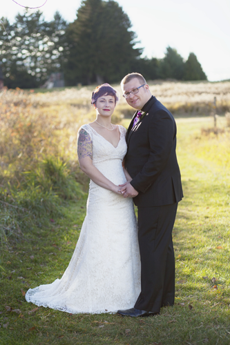 Married October 20, 2012